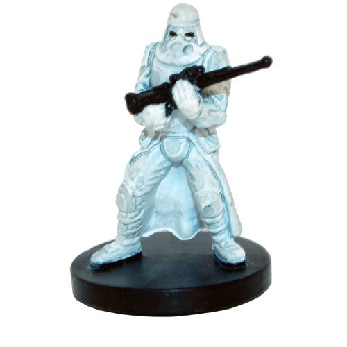 Star Wars Miniatures Star Wars: Battle of Hoth 13/17 Elite Snowtrooper