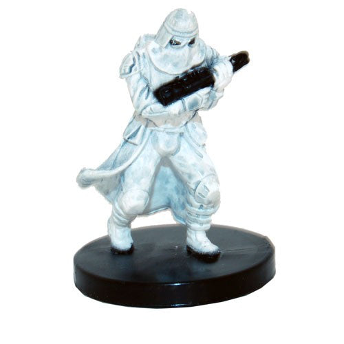 Star Wars Miniatures Star Wars: Battle of Hoth 15/17 Snowtrooper