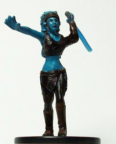 Star Wars Miniatures Clone Wars 13/40 General Aayla Secura