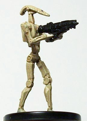 Star Wars Miniatures Clone Wars 21/40 Battle Droid