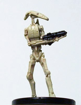 Star Wars Miniatures Clone Wars 22/40 Battle Droid