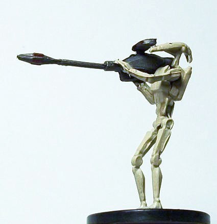 Star Wars Miniatures Clone Wars 23/40 Battle Droid Sniper