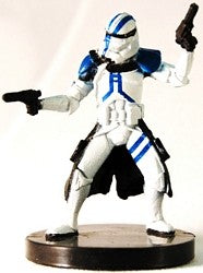Star Wars Miniatures Dark Times 05/40 501st Legion Clone Commander