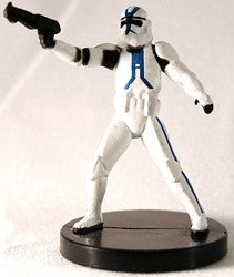 Star Wars Miniatures Dark Times 06/40 501st Legion Clone Trooper