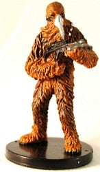 Star Wars Miniatures Dark Times 10/40 Chewbacca, Fearless Scout