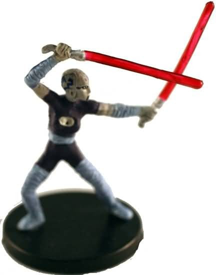 Star Wars Miniatures Galaxy at War 01/40 Asajj Ventress, Strike Leader