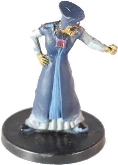 Star Wars Miniatures Galaxy at War 05/40 Captain Mar Tuuk