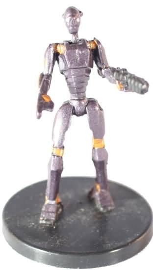 Star Wars Miniatures Galaxy at War 07/40 Commando Droid