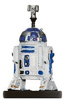 Star Wars Miniatures Imperial Entanglements 09/40 R2-D2 with Extended Sensor