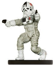 Star Wars Miniatures Imperial Entanglements 16/40 181st Imperial Pilot