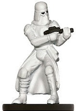 Star Wars Miniatures Imperial Entanglements 21/40 Snowtrooper