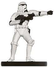 Star Wars Miniatures Imperial Entanglements 23/40 Stormtrooper