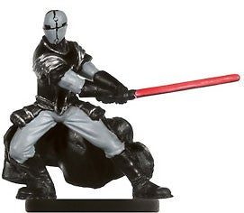 Star Wars Miniatures Knights of the Old Republic 19/60 Sith Marauder