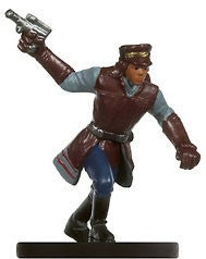 Star Wars Miniatures Knights of the Old Republic 22/60 Captain Panaka