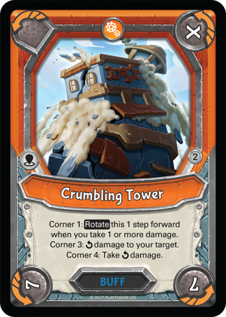 Crumbling Tower