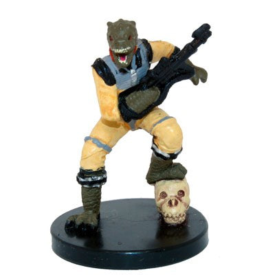Star Wars Miniatures Bounty Hunters 21/60 Bossk, Bounty Hunter