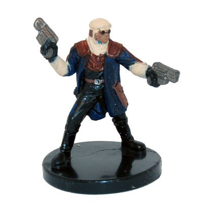 Star Wars Miniatures Bounty Hunters 23/60 Calo Nord