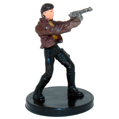 Star Wars Miniatures Bounty Hunters 24/60 Corellian Pirate