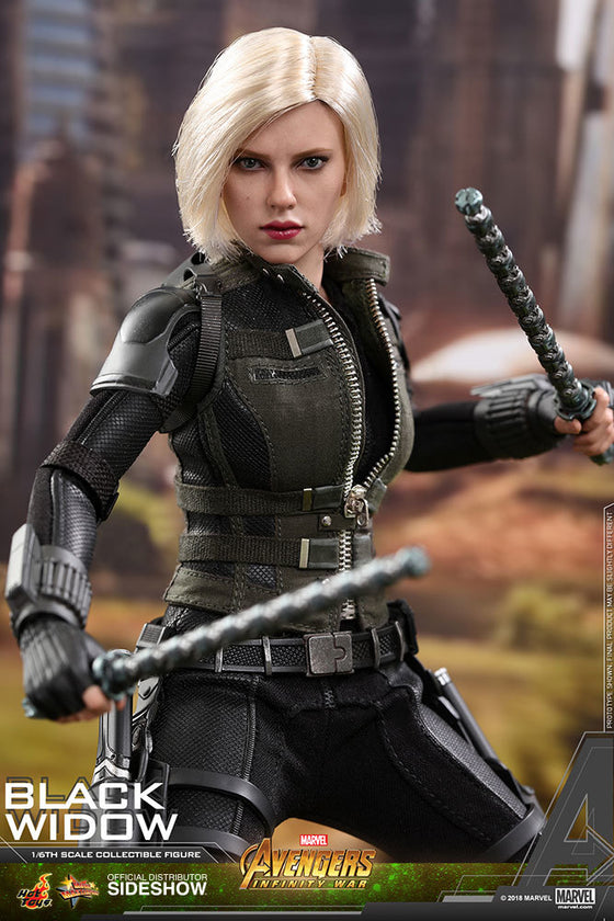 Hot Toys Black Widow Infinity Wars
