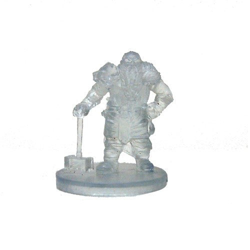 07/45 - Shield Dwarf Fighter Invisible - Common - Elemental Evil