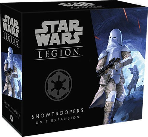 Star Wars Legion Snow Troopers Unit Expansion
