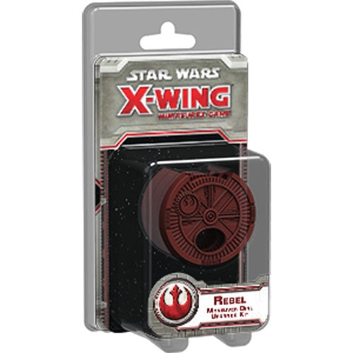 Star Wars X-Wing Rebel Maneuver Dial
