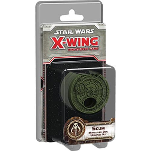Star Wars X-Wing Scum Maneuver Dial