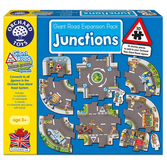 Junctions - Expansion Pack Floor Jigsaw