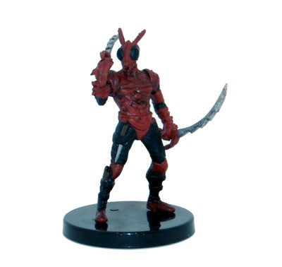 20/44 - Red Mantis Assassin Male - Uncommon - Crown of Fangs - Pathfinder