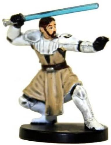 Star Wars Miniatures Clone Wars Starter 01/06 General Obi-Wan Kenobi