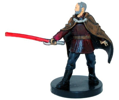 Star Wars Miniatures Clone Wars Starter 04/06 Count Dooku of Serenno