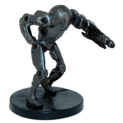 Star Wars Miniatures Clone Wars Starter 06/06 Super Battle Droid Commander