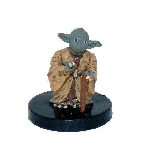 Star Wars Miniatures Jedi Academy 14/40 Grand Master Yoda