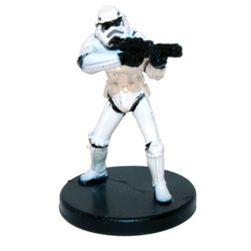 Star Wars Miniatures Attack on Endor 03/04 Stormtrooper