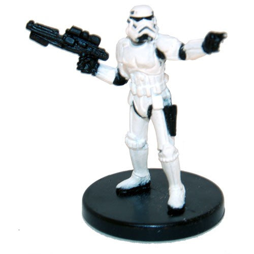 Star Wars Miniatures Attack on Endor 04/04 Stormtrooper Officer
