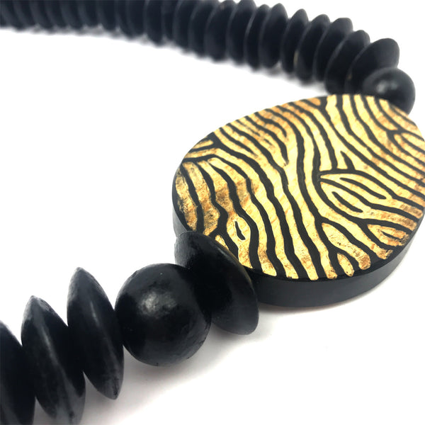 animal chunky necklace