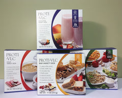 Motivate Monthly weight loss meal plan includes protein smoothies, soups and pasta