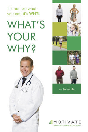 What's your WHY? E-book
