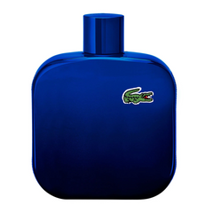 Lacoste Perfume L12 Azul Magnetic para Hombre, 100 ML