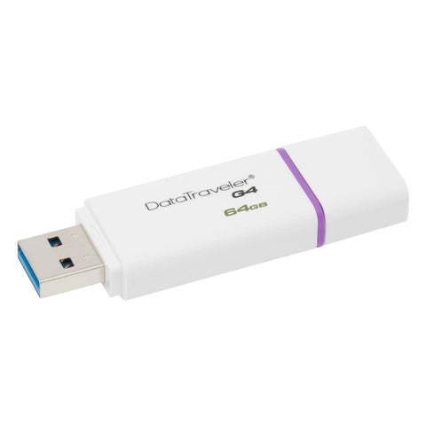 Kingston Unidad Flash USB DataTraveler G4 DTIG4/64GB