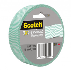 3M Cinta Masking Tape Expressions 24mm x 18,2m