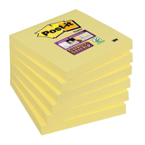 3M Post-It Super Sticky Amarillo PACK Individual