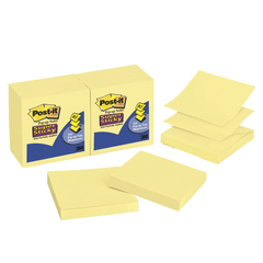 3M Post-It R 330 Pop Up 3X3 Amarillo Pack Individual