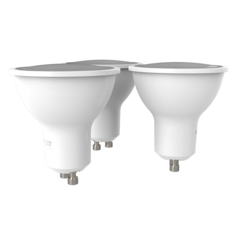 Nexxt Solutions Bombillo Inteligente Wi-Fi LED NHB-C3103PK Multicolor, Pack 3 Unidades