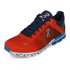 On Tenis Cloudflow Rust/Pacific, para Hombre