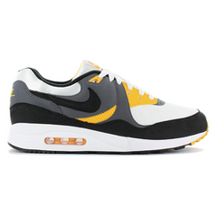 Nike Tenis Air Max Light Gris/Amarillo, para Hombre