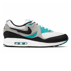 Nike Tenis Air Max Light Spirit Gris/Verde, para Hombre