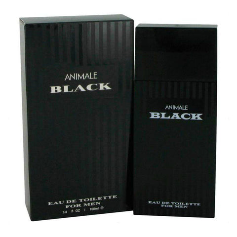 Animale Perfume Animale Black para Hombre, 100 ML