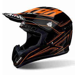 Airoh Casco Cross Switch Spacer Orange Gloss