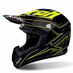Airoh Casco Cross Switch Spacer Yellow Gloss